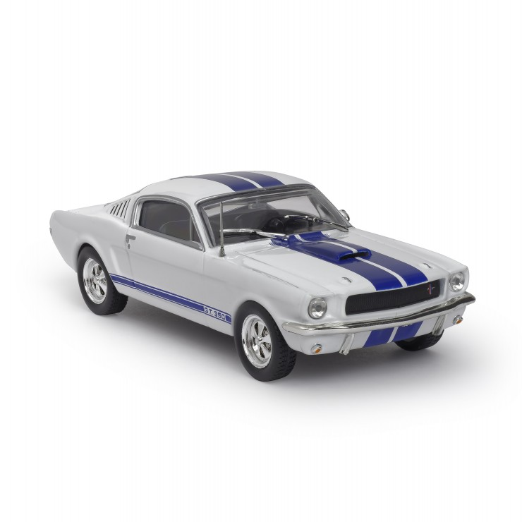 Ford Mustang Shelby 350 GT de 1965