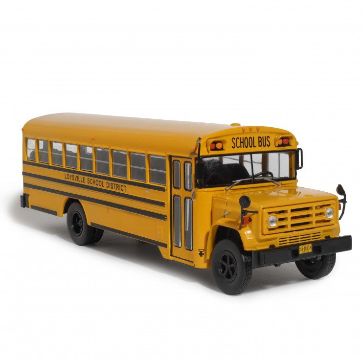 GMC 6000 School Bus de 1989