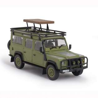 "Land Rover Defender 110 ""Safari Observation Car"""