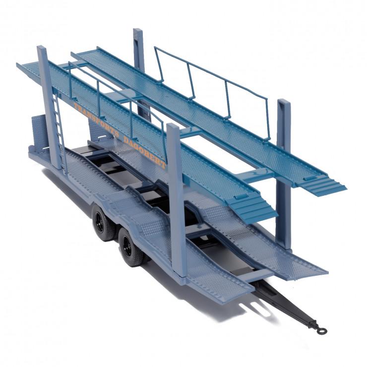 Remorque porte-voitures SM10 - Transports Dagobert