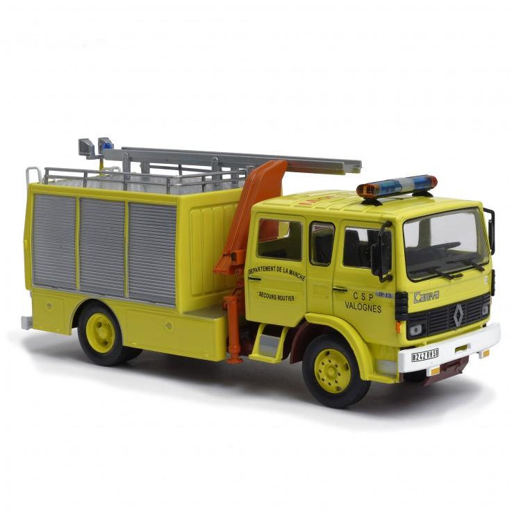 Fourgon de secours routier Camiva Renault JP13