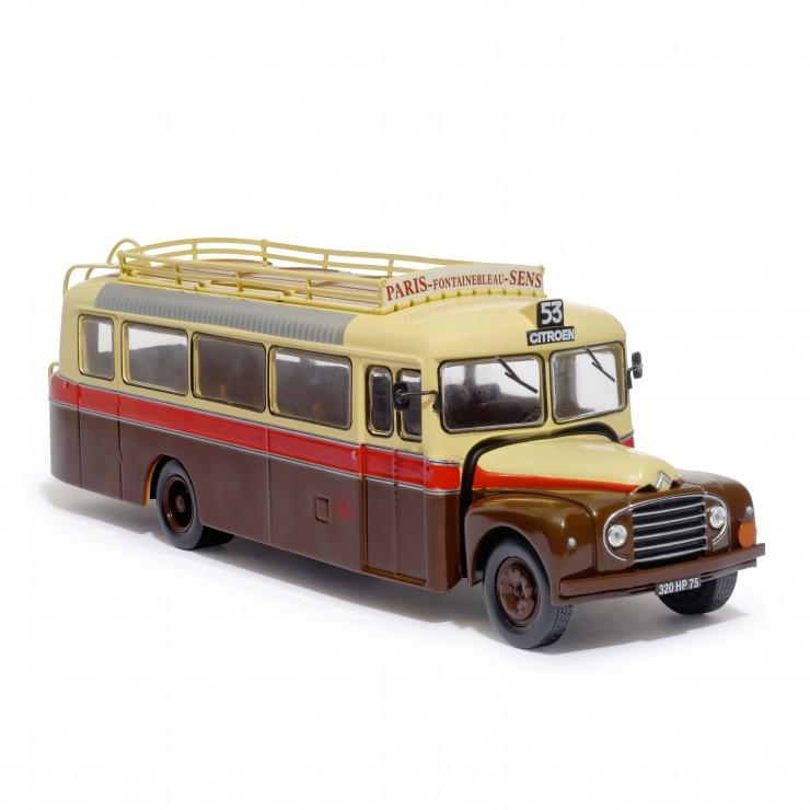 Bus Citroën 46  DP UAD 1955 France