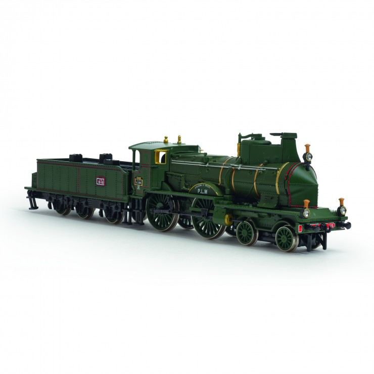 Locomotive 220 C-145 PLM