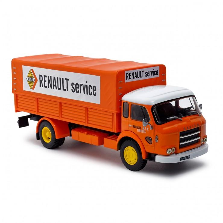 """Saviem JL21 """"Renault Service"""""""