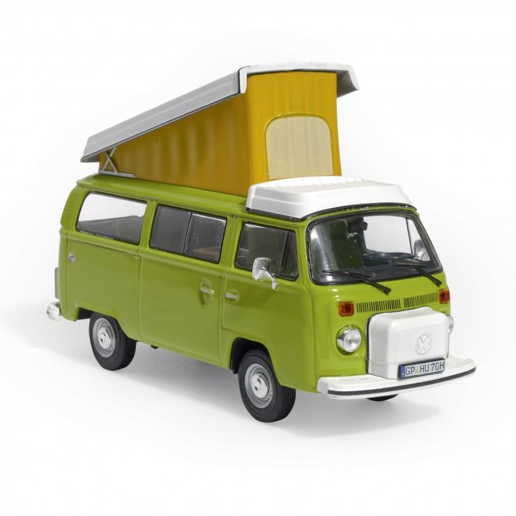 Volkswagen T2 Westfalia Helsinky - 1971
