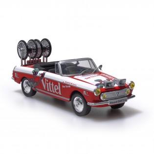 "Peugeot 404 Cabriolet ""Vittel"""