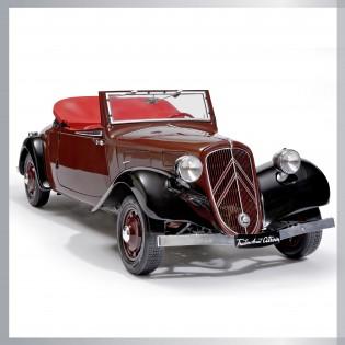 Citroën Traction Avant 11 BL Cabriolet de 1939