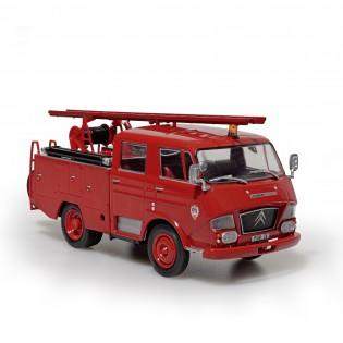 Premier-secours léger Guinard-Incendie Citroën type N – Sapeurs-pompiers de Paris
