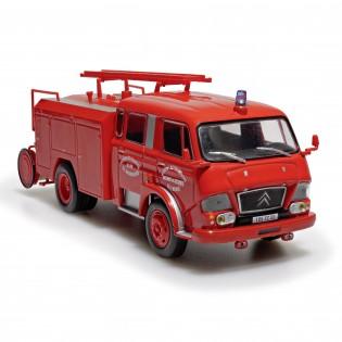 Fourgon-Pompe Tonne Camiva-incendie « C700 G71 » sur Citroën Type PY