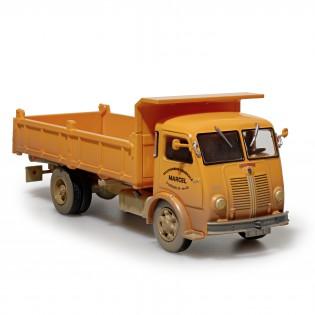 Camion-Benne Maçon Marcel Berliet GLB