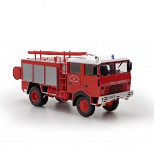 FPTHR  (Fourgon-pompe tonne hors routes) Camiva Berliet GBD 4x4 SDIS de la Savoie