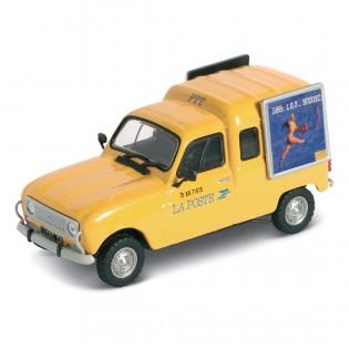 Renault 4L - La poste