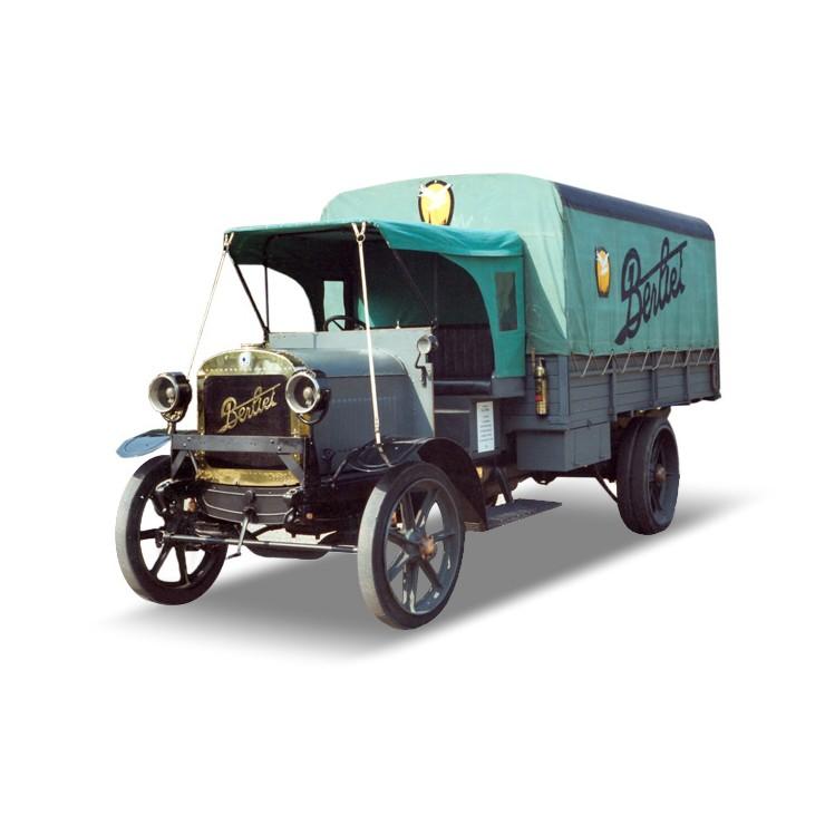 Camion Berliet CBA de 1913