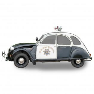 2CV Highway Patrol