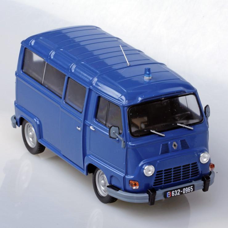 Renault Estafette 800 modèle 1973 BT