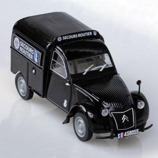Citroën 2 CV fourgonnette SR 1956 Secours Routier