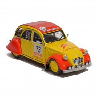 "2CV racing-cup ""Oui-Oui"""